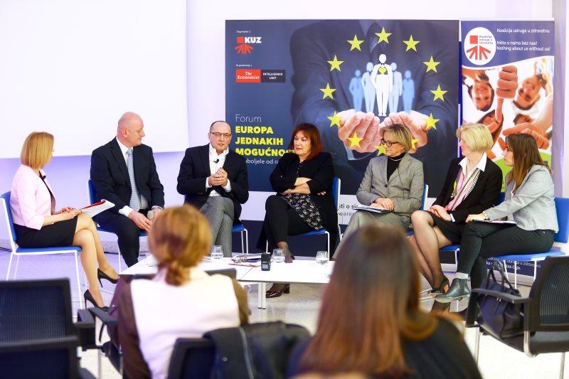 """HFD na Forumu """"Europa jednakih mogućnosti (za oboljele od raka pluća)"""" – Do kraja godine imunoterapija bi trebala biti dostupna svim pacijentima oboljelima od raka pluća!"""