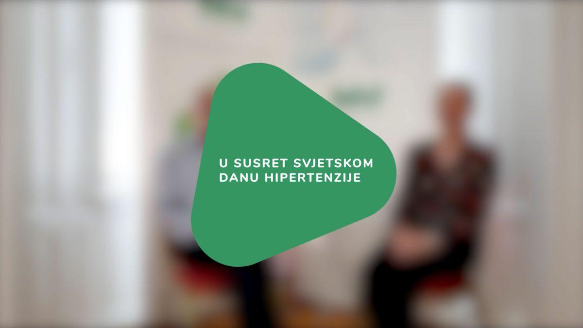 VIDEO Svjetski dan hipertenzije obilježen 17. svibnja