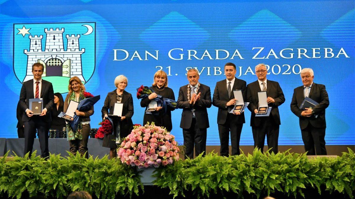 Gradska ljekarna Zagreb dobitnica Medalje Grada Zagreba