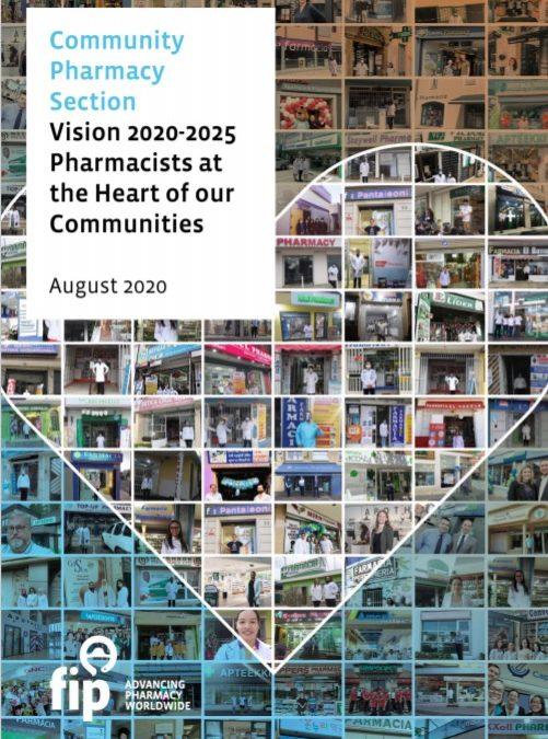 "FIP-ova Sekcija javnog ljekarništva predstavila dokument ""Vision 2020-2025. Pharmacists at the Heart of our Communities""."