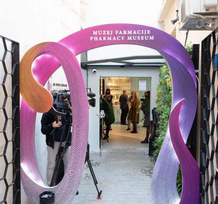 Otvoren JGL Muzej farmacije u Rijeci