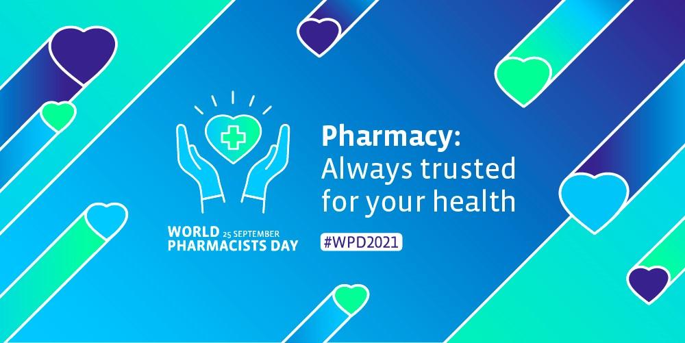 """Svjetski dan farmaceuta, 25. rujna: """"Ljekarna: Uvijek pouzdana za vaše zdravlje"""""""