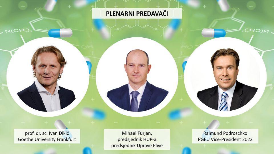 PharmaCro2021 – plenarni predavači