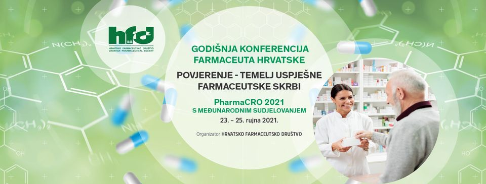 USPJEŠNO ODRŽANA VIRTUALNA KONFERENCIJA PharmaCRO 2021!